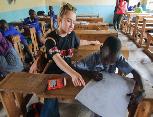 Hayden Panettiere visits WildlifeDirect conservation Work in Kenya