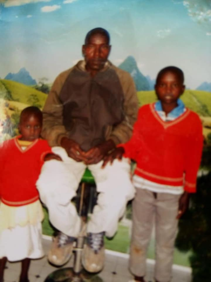 Raising Funds for the Family of Simion Rono