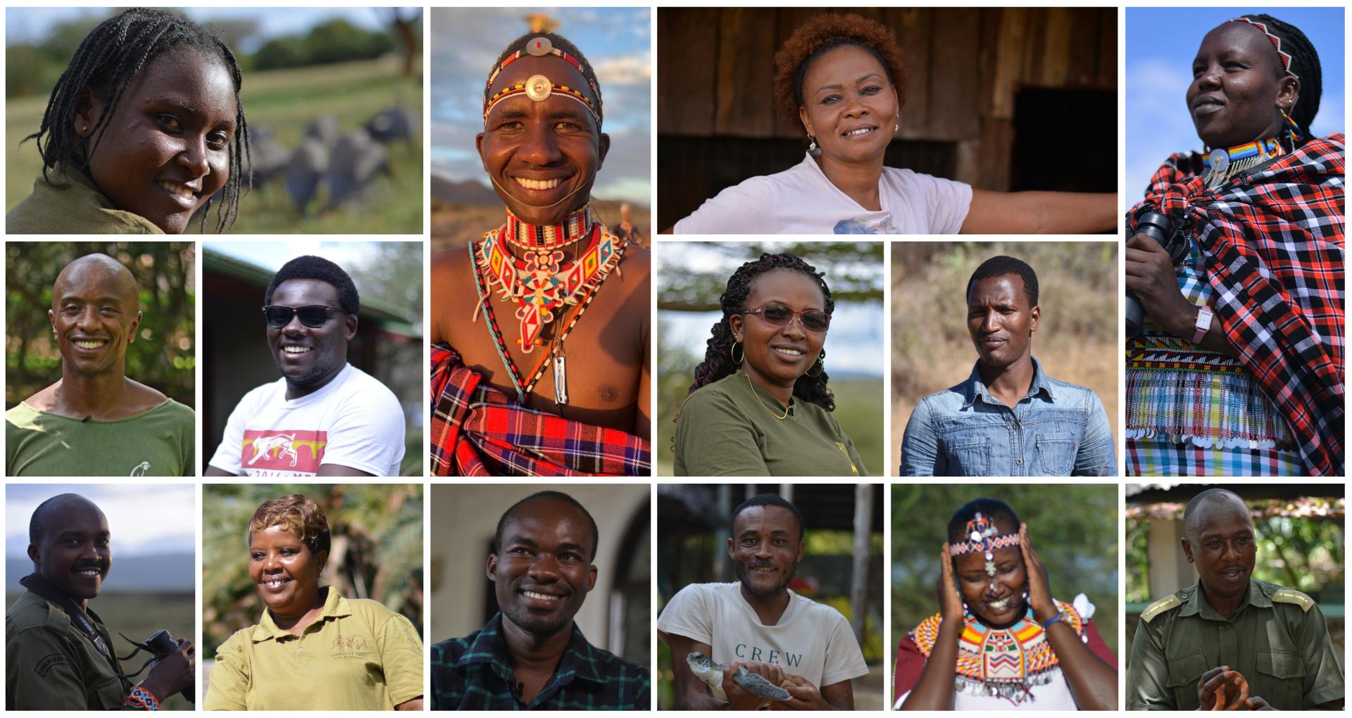 WildlifeDirect and KBC Wildlife Warriors TV Series Partnership